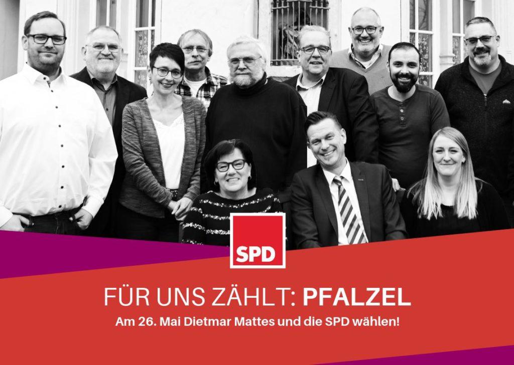 Gruppe SPD Pfalzel